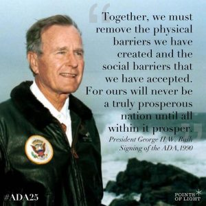 Honoring President George H. W. Bush