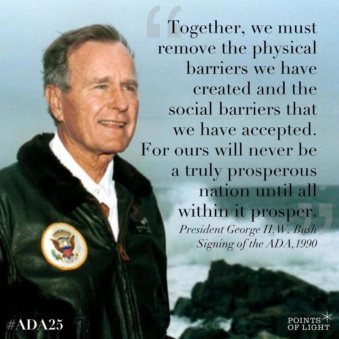 George H.W. Bush - Mississippi Families as Allies