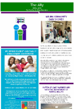 Check Out The April 2019 Issue of The Ally Newsletter!