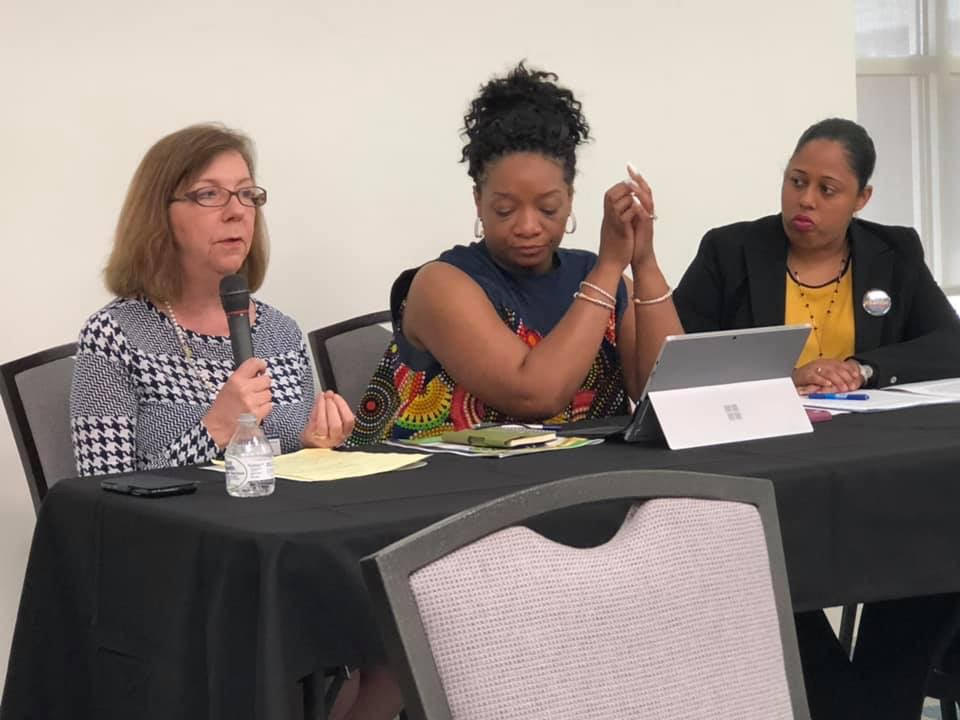 Advocacy Panel - NAMI MS State Conference - Mississippi Families as Allies