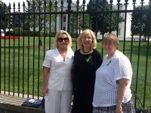 FAAMS Visits the White House - Mississippi Families as Allies