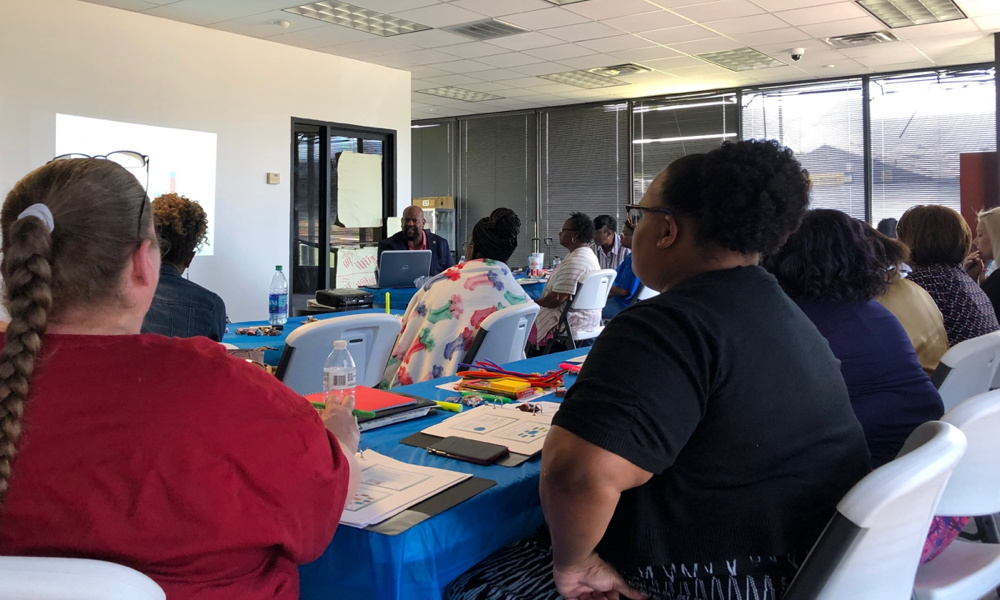 Families Helping Families - Families as Allies of Mississippi