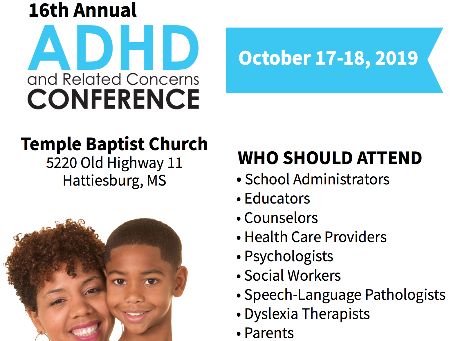 ADHD and Related Concerns Conference