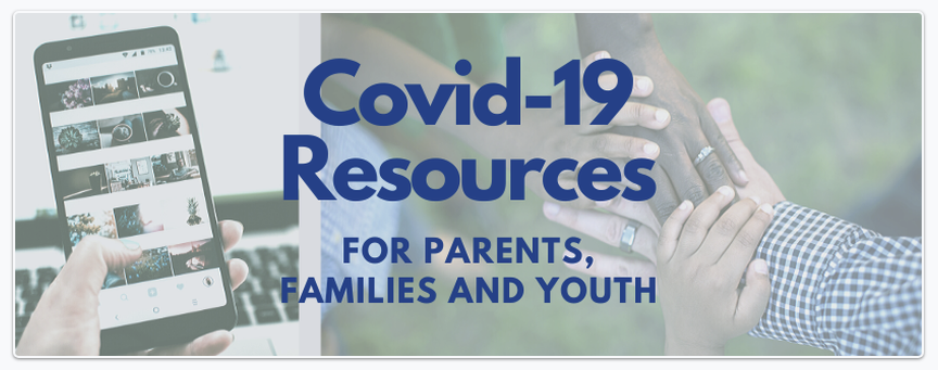COVID-19 Resources from National Federation of Families for Children's Mental Health