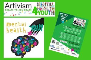 Artivism: 'Create to Advocate' Youth Art Contest