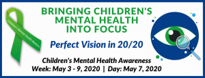 Celebrate Children's Mental Health Awareness Day on Facebook Live!