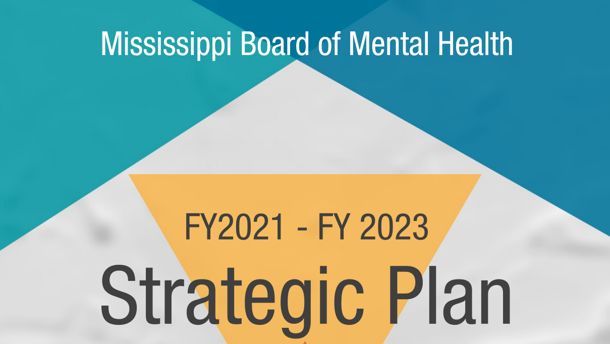 Department of Mental Health Strategic Plan Draft for Review