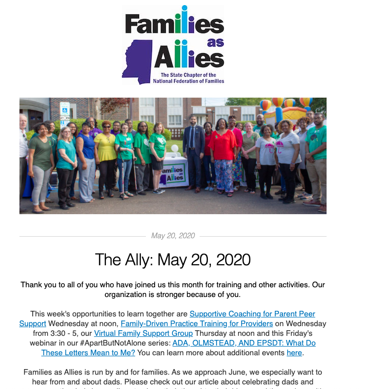 The Ally 5/20/20