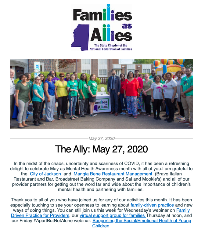 The Ally May 27 2020