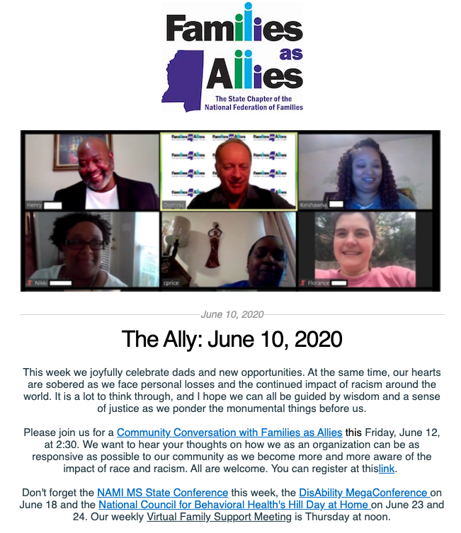 The Ally June 10, 2020