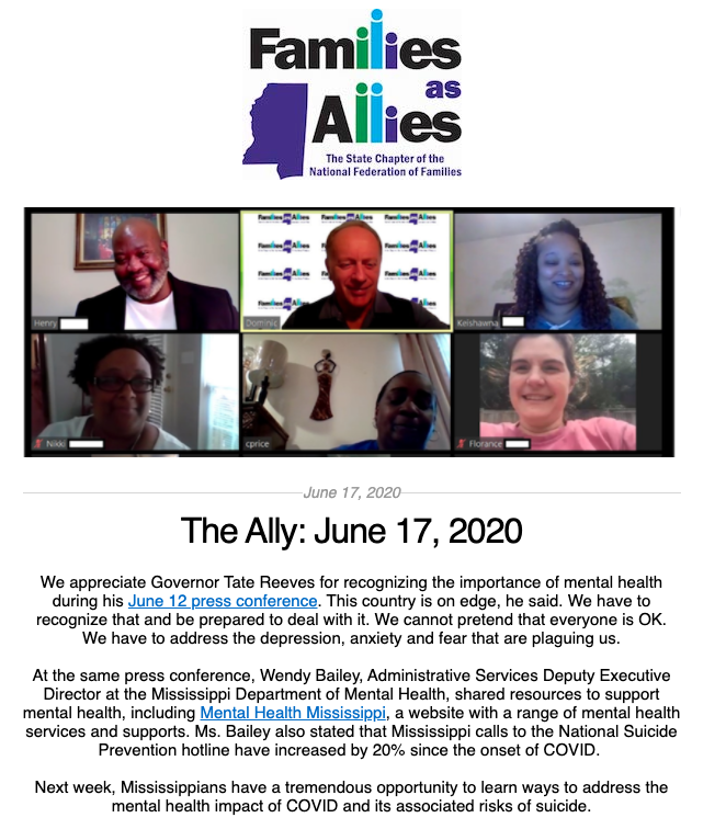 The Ally June 17, 2020