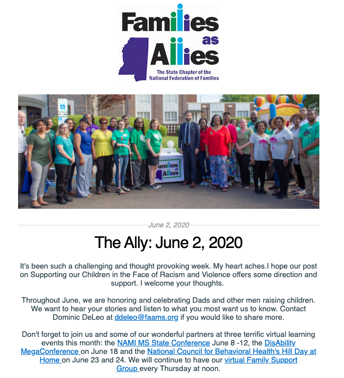 The Ally 6/2/20