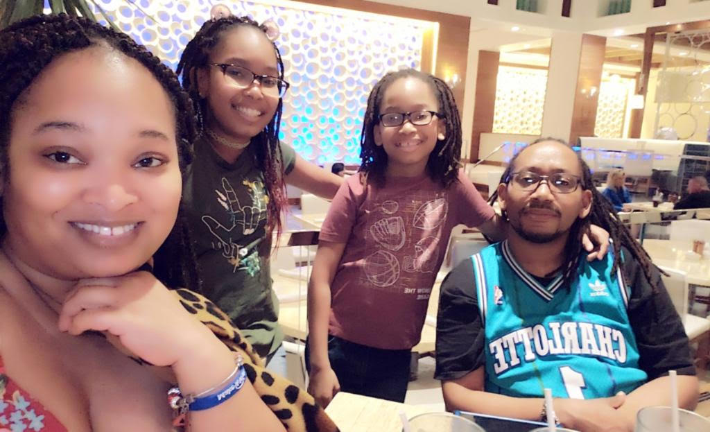 Dad Blog: Sheldon Smith on Being Active with His Kids and Talking about Race
