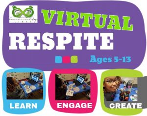 'Virtual Respite' Offers Creative Activities for Kids, a Break for Caregivers