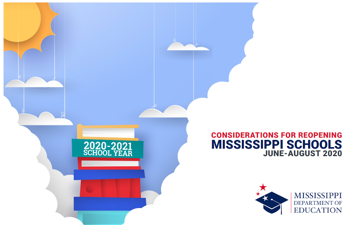Resource: Considerations for Reopening Mississippi Schools