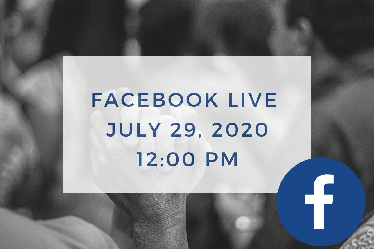 Facebook Live - July 29 - Families as Allies