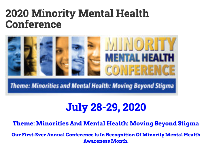 NAMI Mississippi - Minority Mental Health Conference