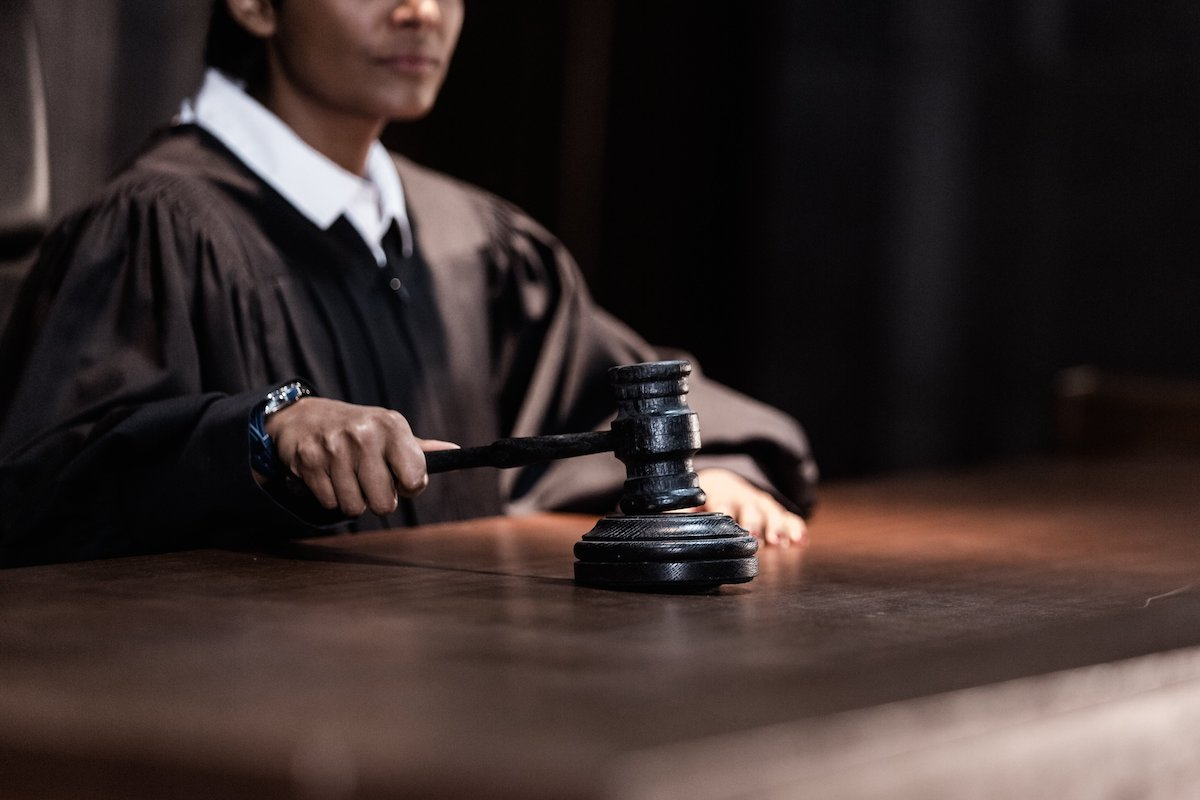 Judge photo - Families as Allies