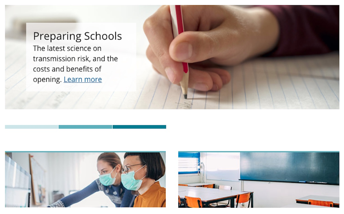 Operating schools during COVID-19: CDC's Considerations – Updated August 21, 2020