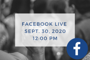 Sept 30 Facebook Live - Families as Allies
