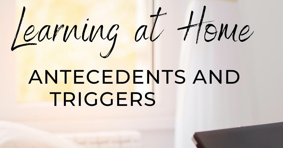 Learning at Home - Antecedents and Triggers