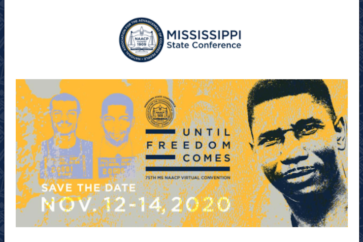 75th Annual MS NAACP State Virtual Convention