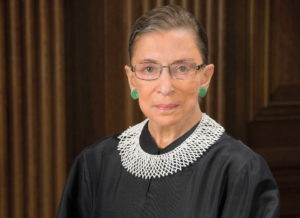 Justice Ruth Bader Ginsburg's Disability Rights' Legacy