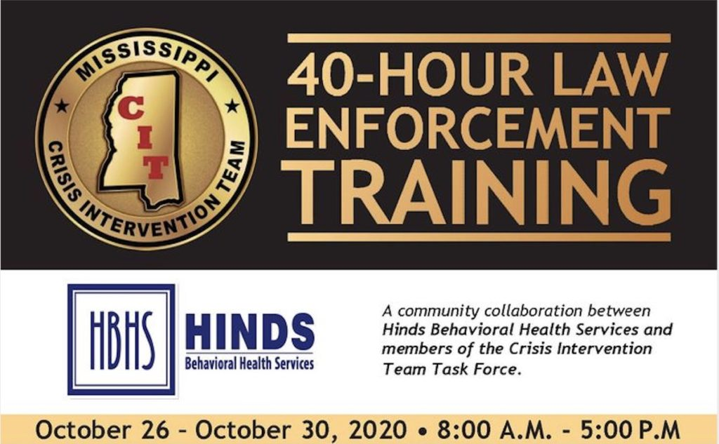 Law Enforcement Training - Behavioral Health