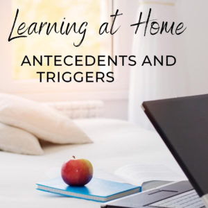 REACH MS - Antecedents and Triggers