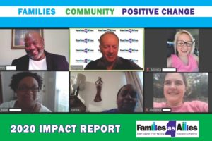 Impact Report 2020 - Families as Allies