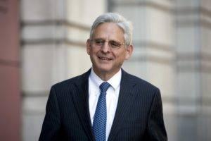 Judge Merrick Garland - Attorney General nominee