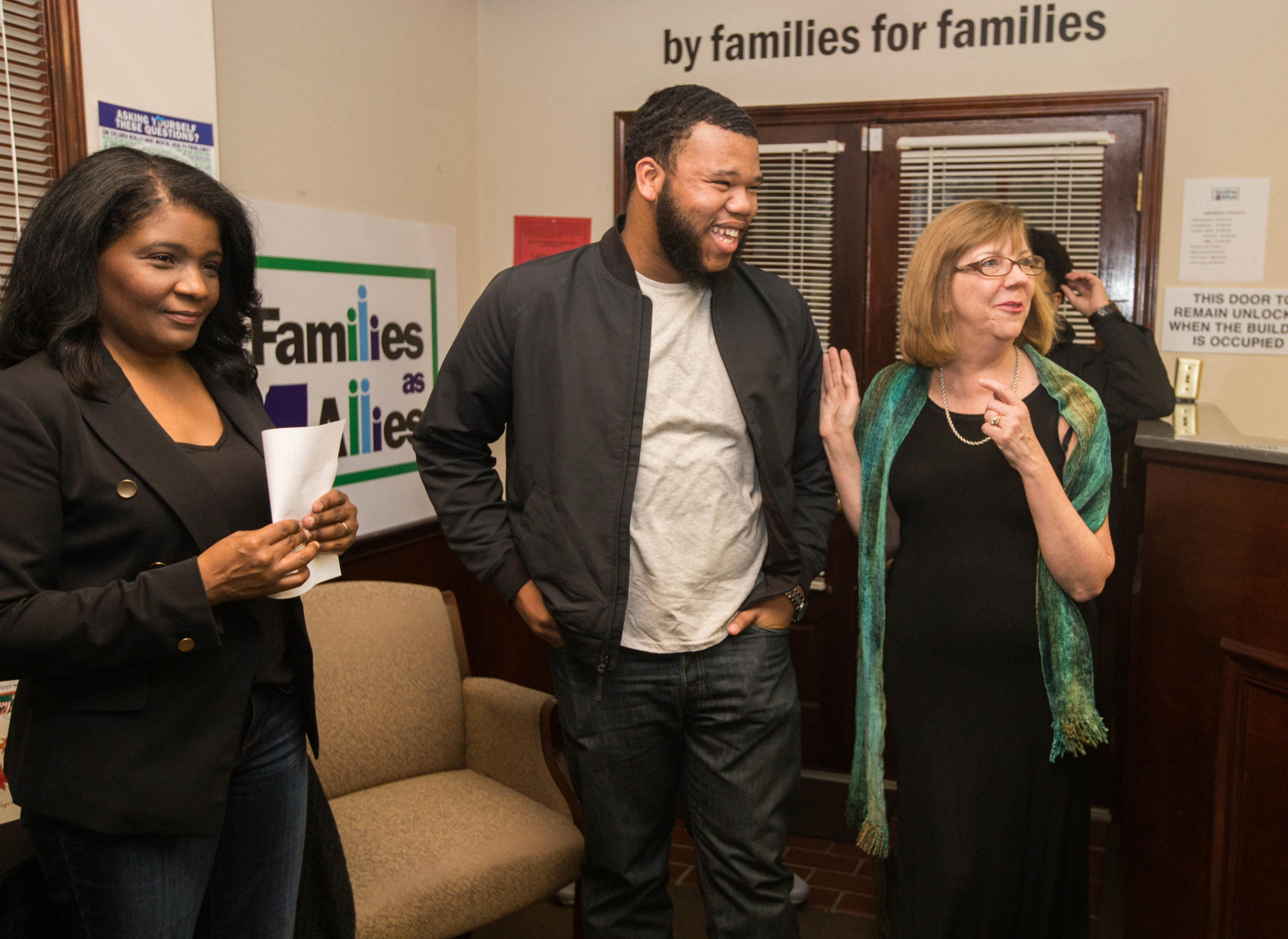 New Year Open House 2019 - Families as Allies
