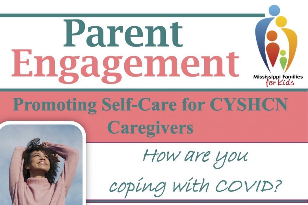 Respite Parent Engagement - Coping with COVID