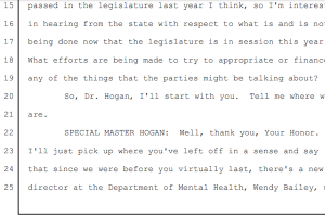 US v. State of Mississippi Transcript Now Available