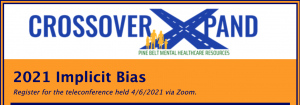 Pine Belt Mental Healthcare Resources' Crossover Xpand SOC program: Cultural and Linguistic Competency Lunch and Learn Series