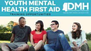 Virtual Youth Mental Health First Aid