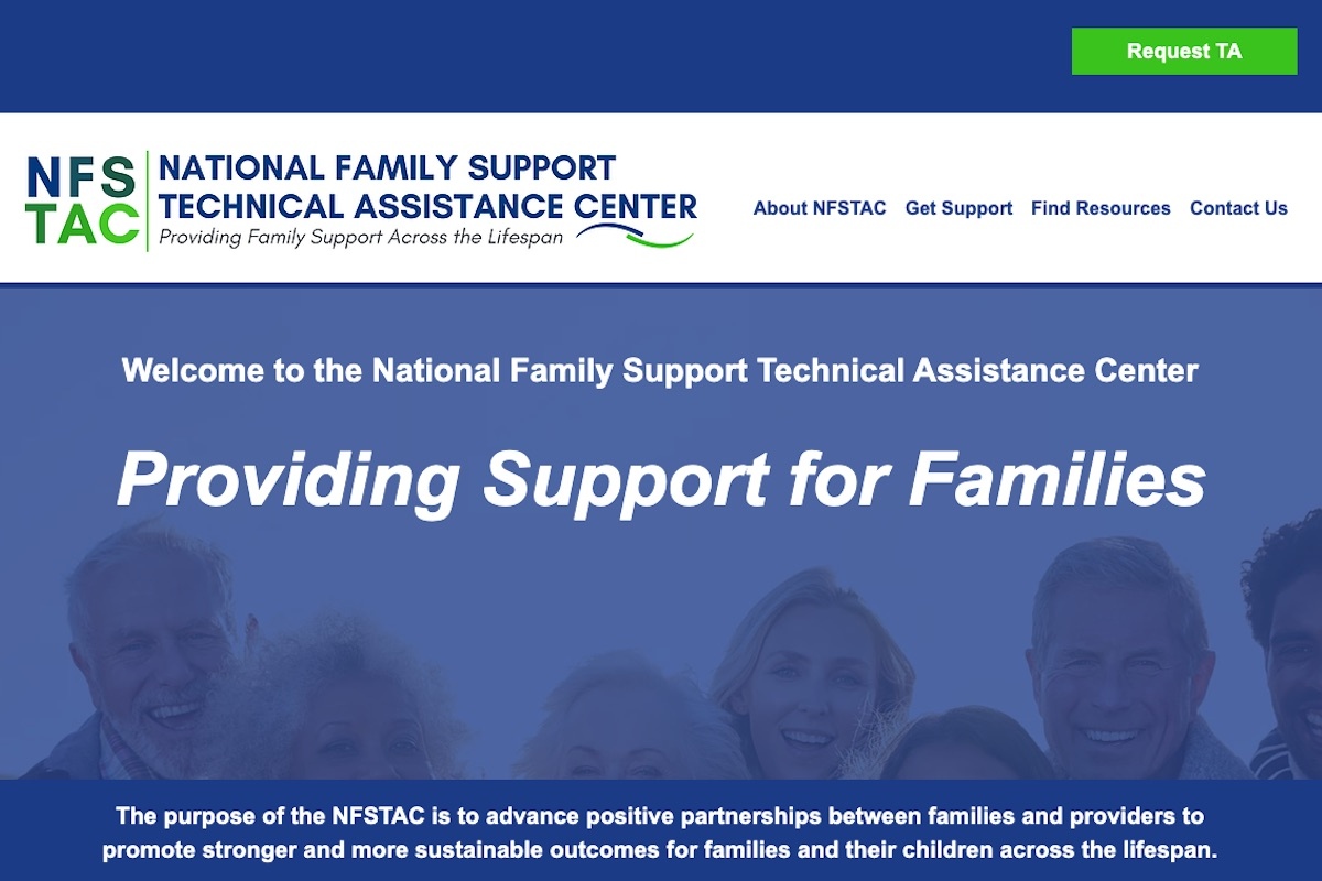 The National Family Support Technical Assistance Center