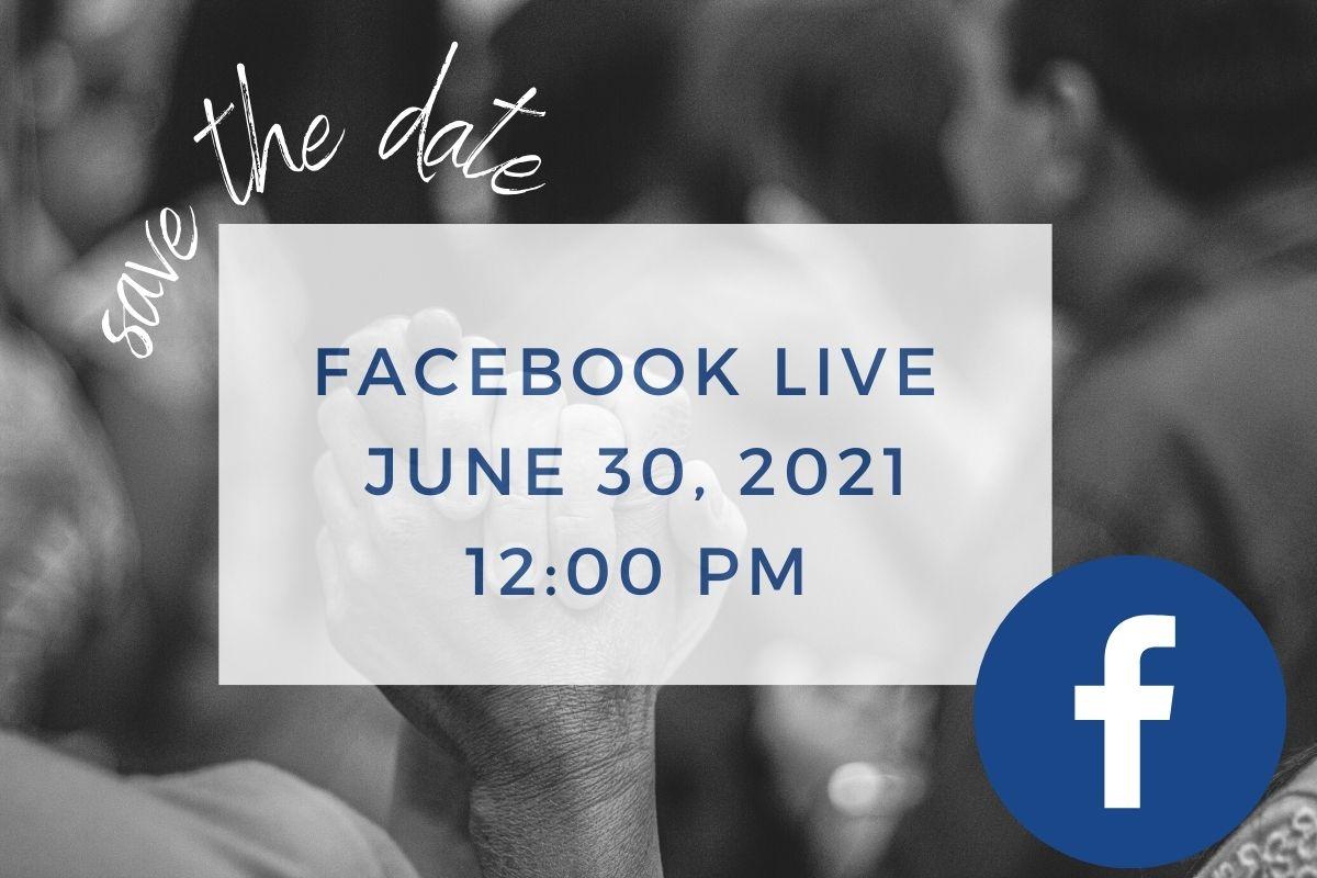 Facebook Live June 30
