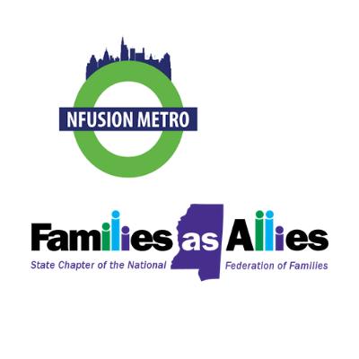 nFusion Families as Allies logos