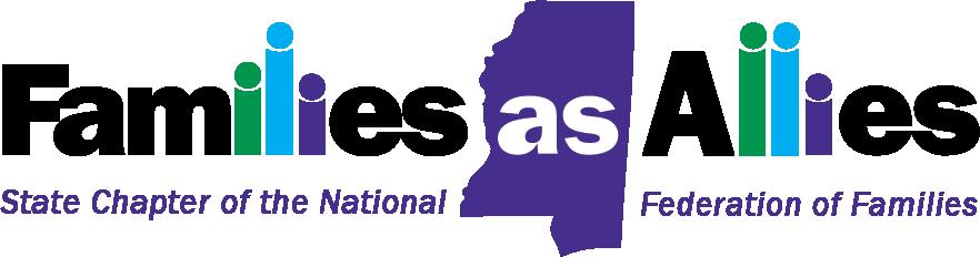 Families As allies Logo