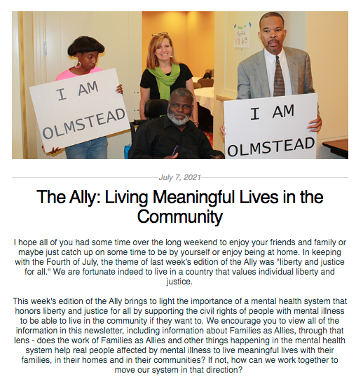 the ally july 7 2021