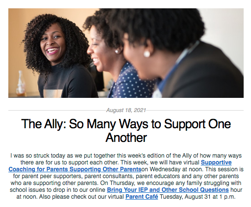 the ally august 18