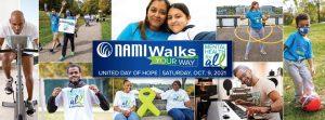 NAMI Walks poster
