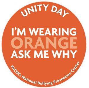 Unity day orange logo