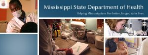 Mississippi State Department of Health Flyer