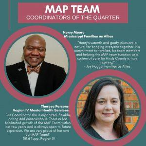 Henry Moore MAP Team Coordinator