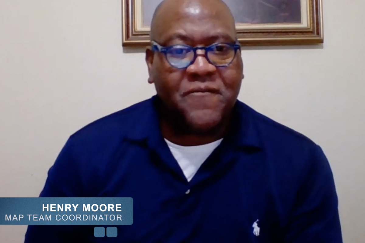 Read more about the article Henry Moore Named 'MAP Team Coordinator of the Quarter'