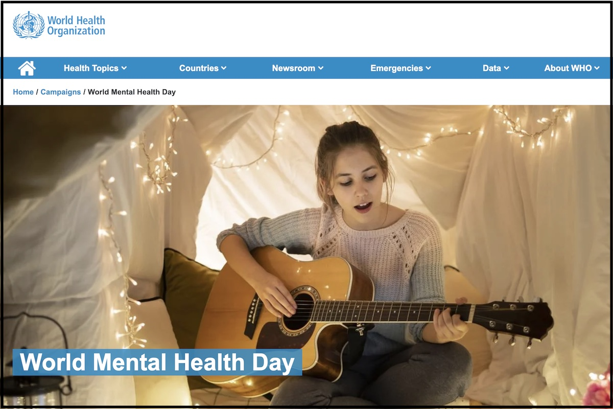 Read more about the article The Key Messages of World Mental Health Day